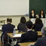 北海道建設新聞 旭川 女性活躍推進セミナー