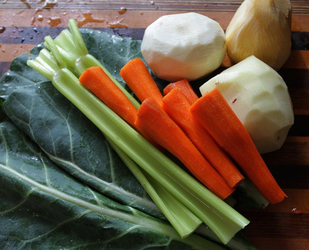 免疫力を高める食べ物根菜
